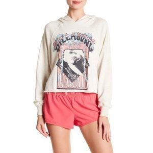 Women's billabong hoodie